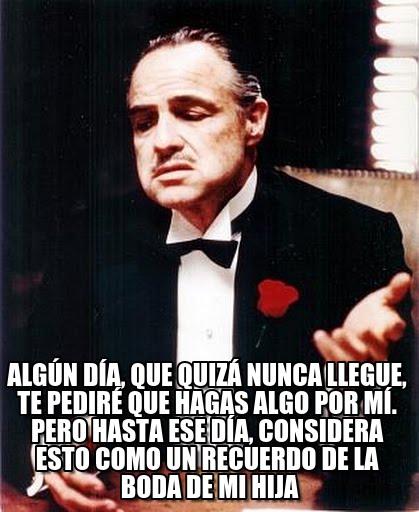 Don Corleone - Bonasera