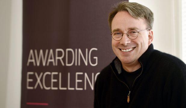 Feliz Cumpleaños Linus Torvalds