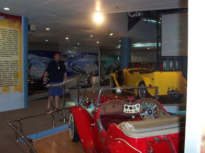 AlexCeli Sepang Museo